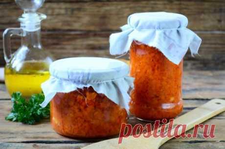 Морковная икра на зиму - пошаговый рецепт с фото на Повар.ру
