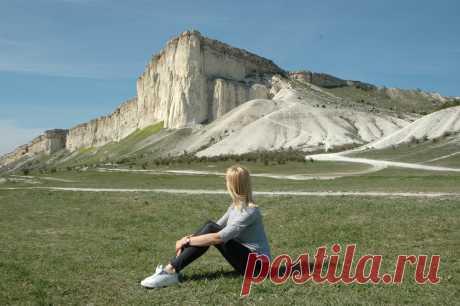 Белая Скала (Ак-Кая) одно из лучших мест где мы были | Crimchane ➭ Travel | Яндекс Дзен