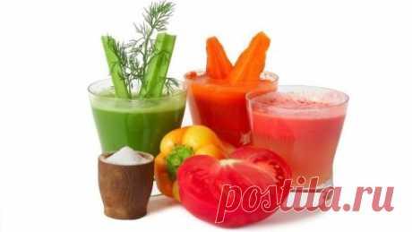 Салаты и напитки, способствующие снижению уровня холестерина