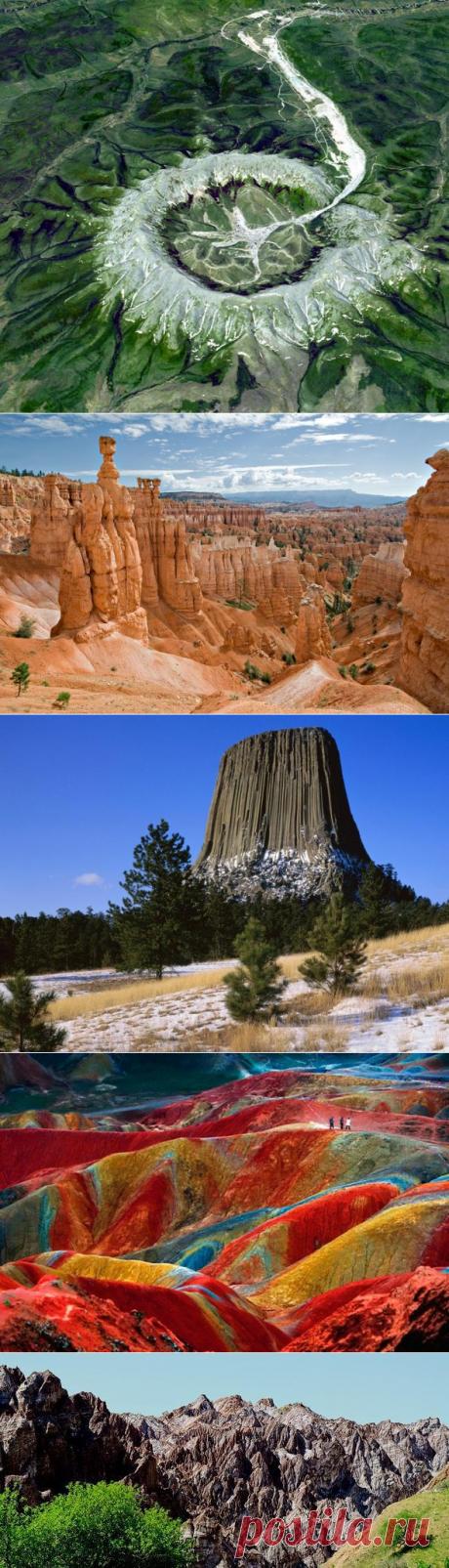 Top 10 montañas asombrosas | TOP 10