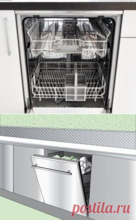 Как выбрать посудомоечную машину – советы по самостоятельному ремонту