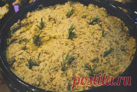 Черкесская курица рецепт – турецкая кухня: закуски. «Еда»
