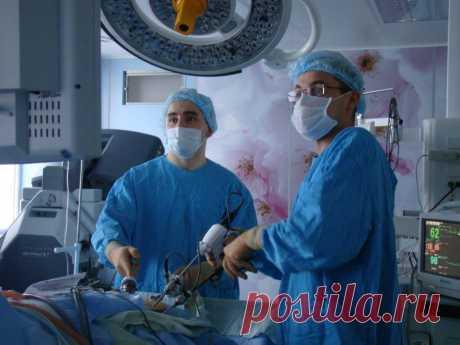 Когда делают операцию на простате | Показания ● Методы ● Восстановление |