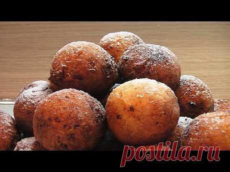 ▶ Десерт творожные шарики за 20 минут видео рецепт - YouTube