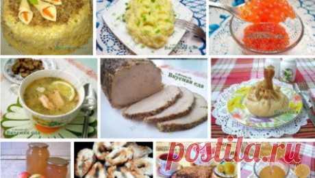 Вкусная еда - кулинарные рецепты с пошаговыми фото
