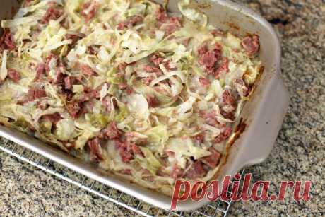 Тушеная капуста с мясом в духовке: подборка вкусных рецептов . Милая Я