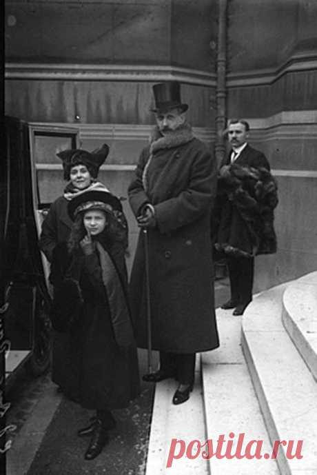 Княжна Ирина Павловна Палей,внучка императора Александра II