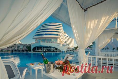 """Отель """"Титаник"""", Анталия, Турция."""