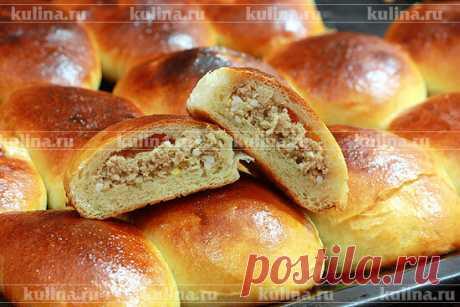 Домашние пирожки: вкусно, как у бабушки | Kulina.Ru | Яндекс Дзен