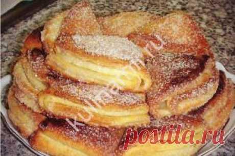 Печенье из творога рецепт - Кулинарный сайт