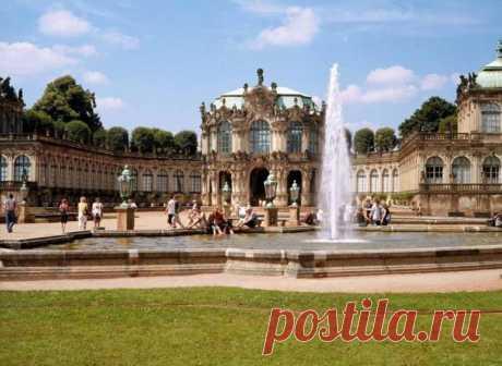 9 lugares en Dresden, que tiene que ver seguramente