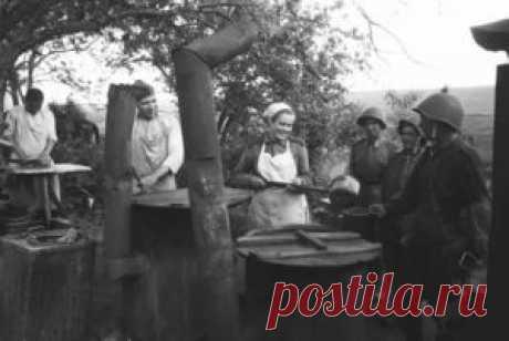 Война 1941–1945: поварихи | Женщины мира. Как работали повара на войне