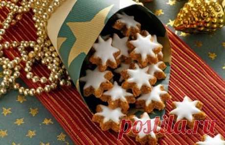Хрустящее новогоднее печенье — Бабушкины секреты