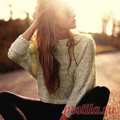 Женские свитеры и пуловеры с пайетками на Алиэкспресс | Алиэкспресс Обзор
