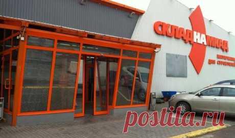 Купить алюминиевые тамбуры в Минске | Изготовление тамбуров из алюминиевого профиля, цена