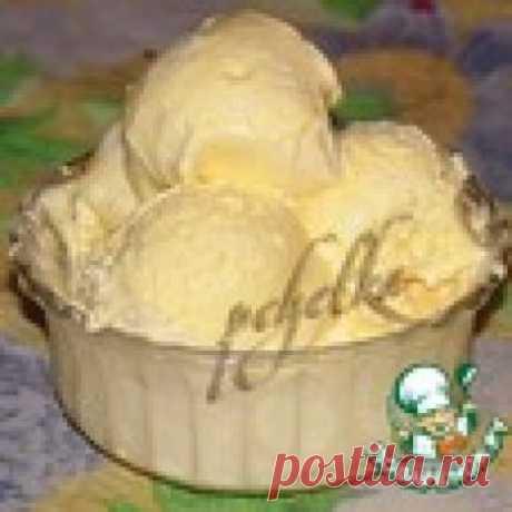 """Мороженое """"Крем-брюле"""" Кулинарный рецепт"""