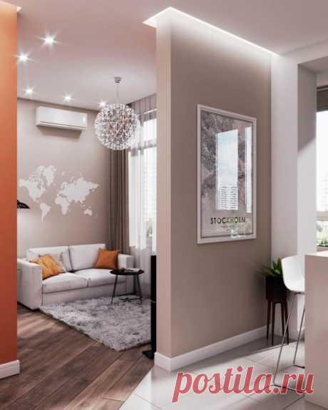 Как сделать ремонт однокомнатной квартиры за 100 тысяч рублей: советы профессионала