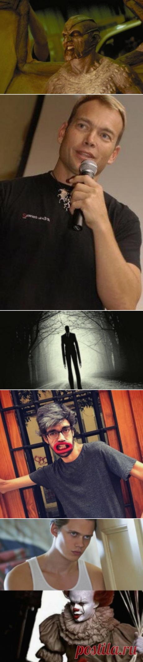 «Монстр оказался красавчиком». Как выглядят актеры, игравшие монстров