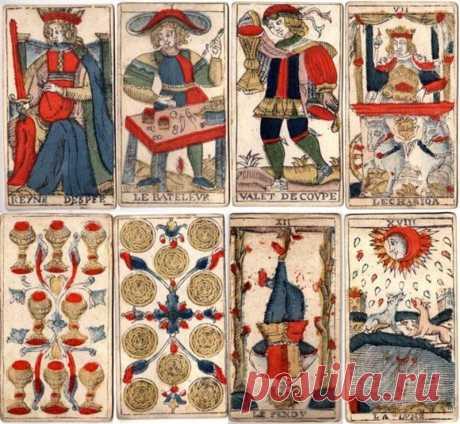 Итальянские игральные карты – Италия по-русски