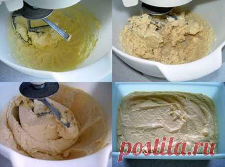 Заварной миндальный крем рецепт на сайте Кулинария