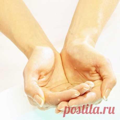 Лечение потрескавшейся кожи на пальцах рук