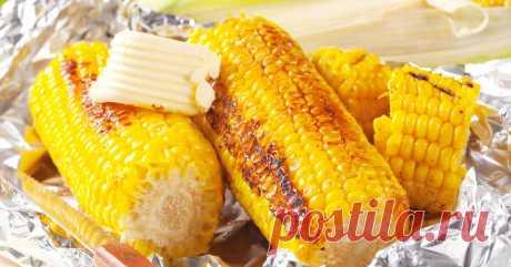 Даже кормовая кукуруза получается невероятно вкусной!