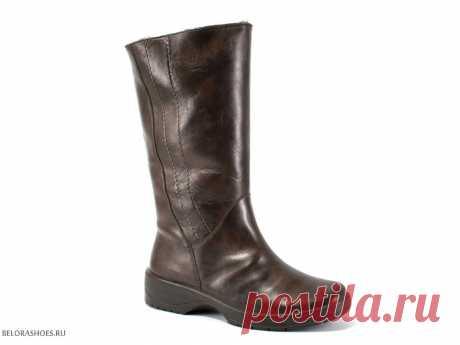 Сапоги женские Росвест 696, коричневый - женская обувь, сапоги. Купить обувь Roswest