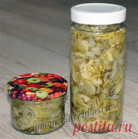 Салат из перезревших огурцов - рецепт с фото на зиму