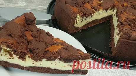 Замечательный немецкий творожный пирог! Вкусный десерт!