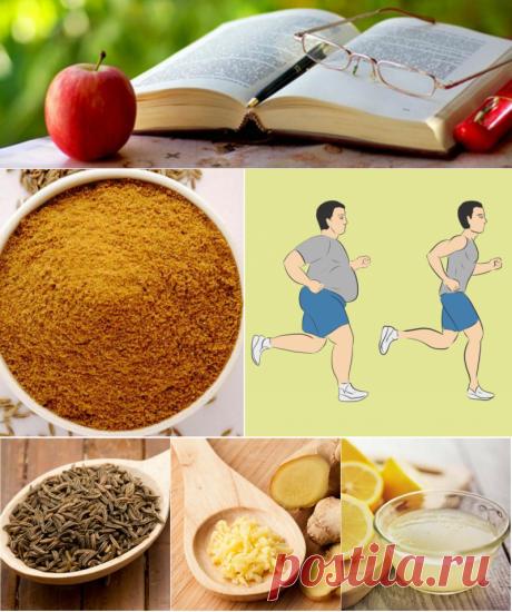 El asesino más eficaz de la grasa: ¡1 cuchara por día ayudará echar hasta 10 kg! — Kopilochka de los consejos útiles