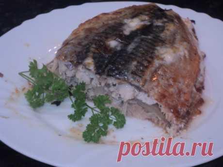 Скумбрия запеченная в духовке - запись пользователя Ninel1984 (Нина) в сообществе Болталка в категории Кулинария