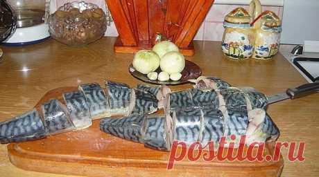 Маринуем скумбрию. Пальчики оближешь! Рыбу и морепродукты обожаю любые и в любом виде, но свою маринованную...
