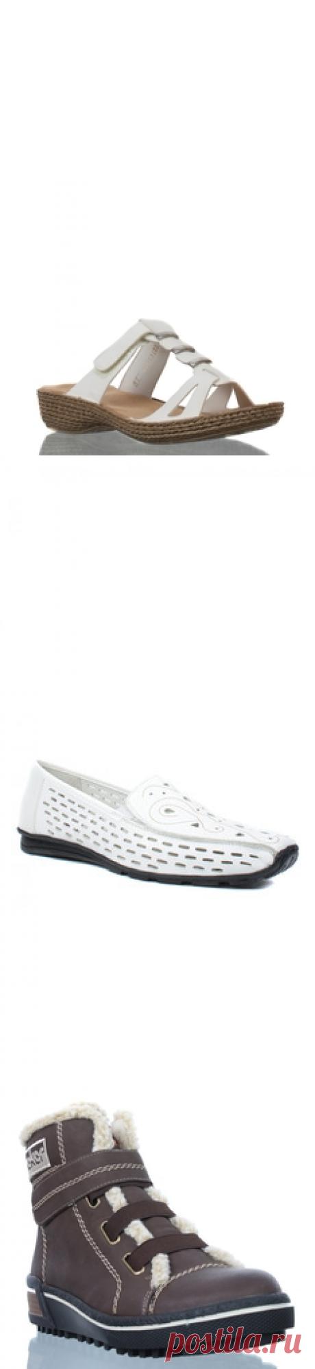 3e1c25c81 Каталог обуви Рикер (Rieker) в интернет магазине KC-Shoes! | доска ...