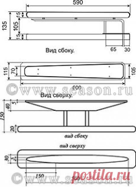 Клуб любителей шитья «Сезон»: Изготовь проутюжильное оборудование