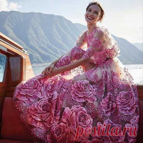 Оцените платье! 🌺