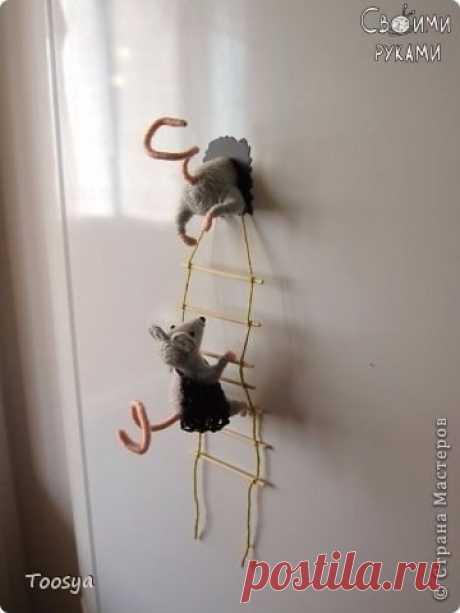 Магнит Мышки-воришки