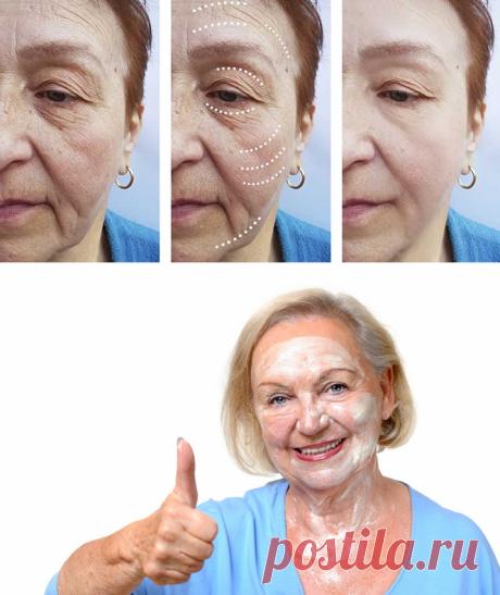 Рецепт натуральной маски для кожи  Чтобы повернуть время вспять, не нужно бежать к пластическим хирургам и покупать дорогие масла и кремы. Нужно посмотреть на свои привычки под другим углом и заменить их на простые антивозрастные хитрости.