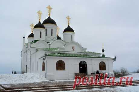 Муром. Часть 2. Спасо-Преображенский монастырь: michailov_na — ЖЖ
