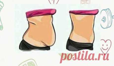 Три упражнения для похудения живота: Для тех, кто не любит качать пресс   LadyFIT   Яндекс Дзен