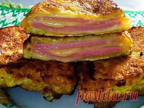 Мясные закуски: вкуснейшие рецепты!- 1.