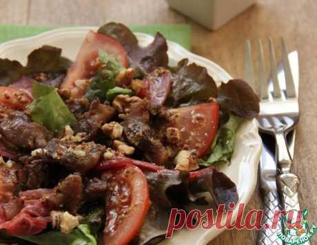 Перигорский салат – кулинарный рецепт