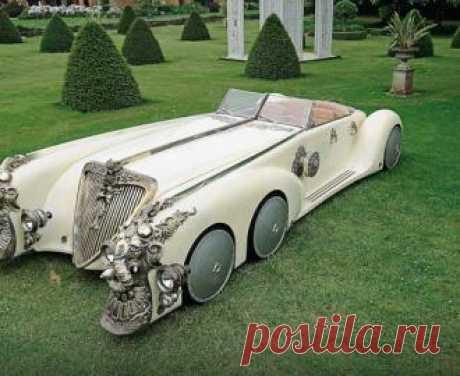 Авто Наутилус на колесах: лимузин из сказки - свежие новости Украины и мира