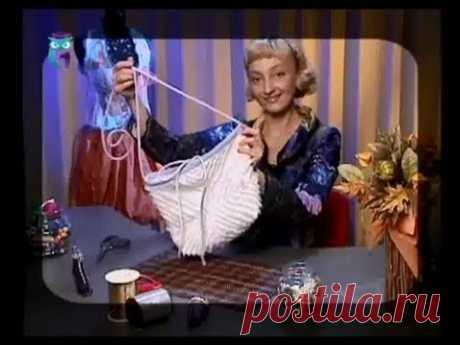 """В технике """"пицца"""" шьем жилет, пиджак и сумку из текстильных отходов. Мастер класс. Татьяна Лазарева"""