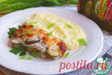 """Pollock """"Рассольный"""" - culinary recipe"""
