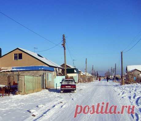 ул Геологов | Солянка (Наримановский район) | Фото Планета