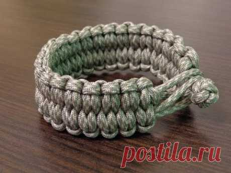 paracord the bracelet fast-untwining