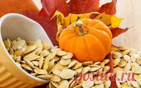 5 фактов о пользе семян тыквы :: Питание :: «ЖИВИ!