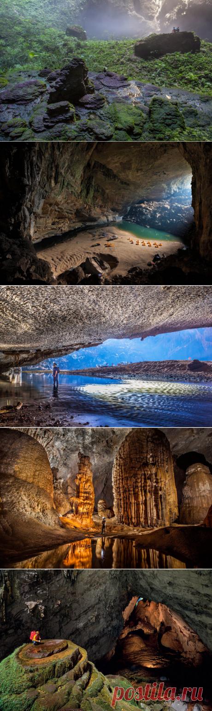 Красота!!! Самая большая в мире Пещера горной реки | Фотоискусство