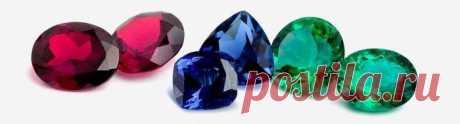 Всё о драгоценных камнях / Все для женщины