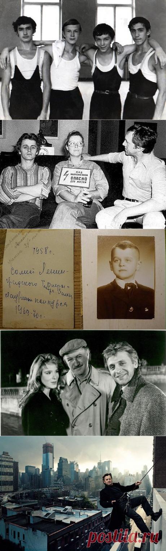 Понедельник, 27 Января 2014 г. |  Сегодня Михаилу Барышникову исполняется 66 лет